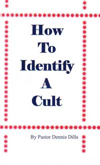 how to identify a cult